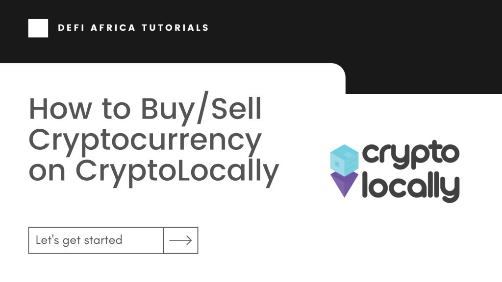 Cryptolocally tutor
